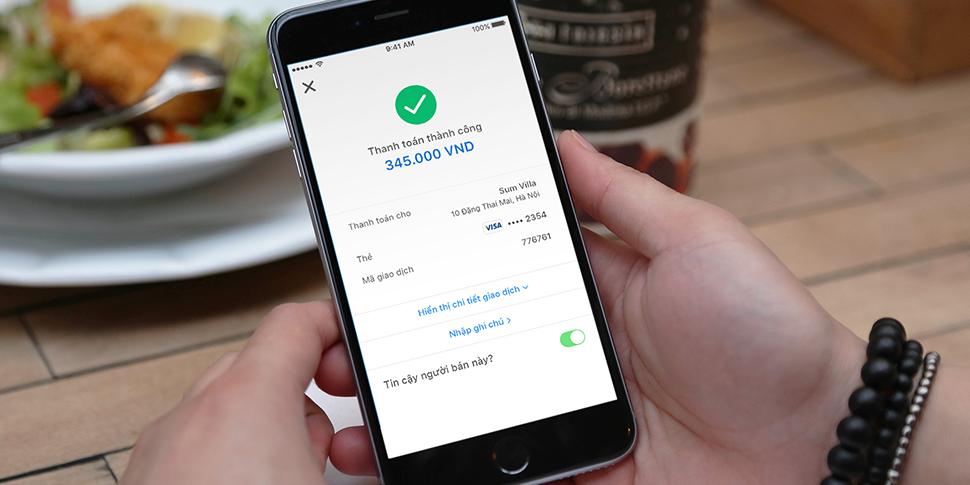 Từ 1/10 Grab ra mắt ví điện tử Moca thanh toán nhiều dịch vụ 2