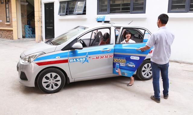 Ba Sao Taxi