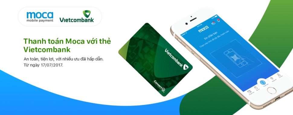 Thanh Toán Nhanh Gọn – Lựa Chọn Thông Minh Cùng Vietcombank và Moca