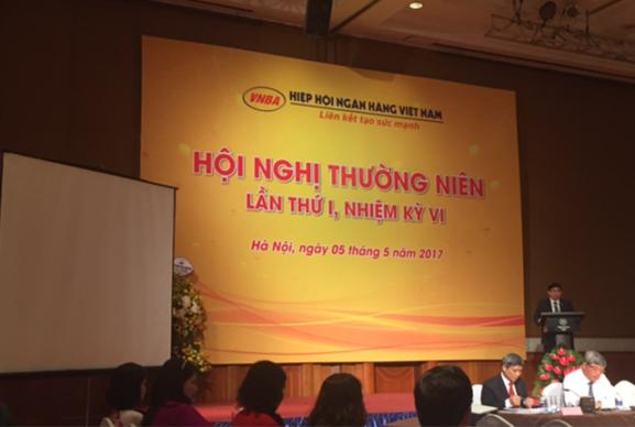 Moca Tham Gia Hội Nghị Thường Niên Của Hiệp Hội Ngân Hàng Việt Nam