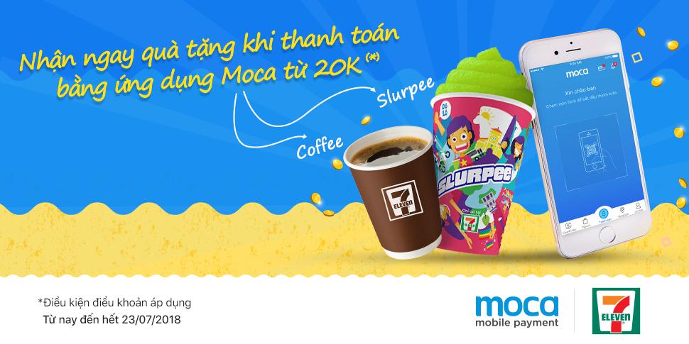 Cùng Moca và 7-Eleven xua tan nóng nực ngày hè