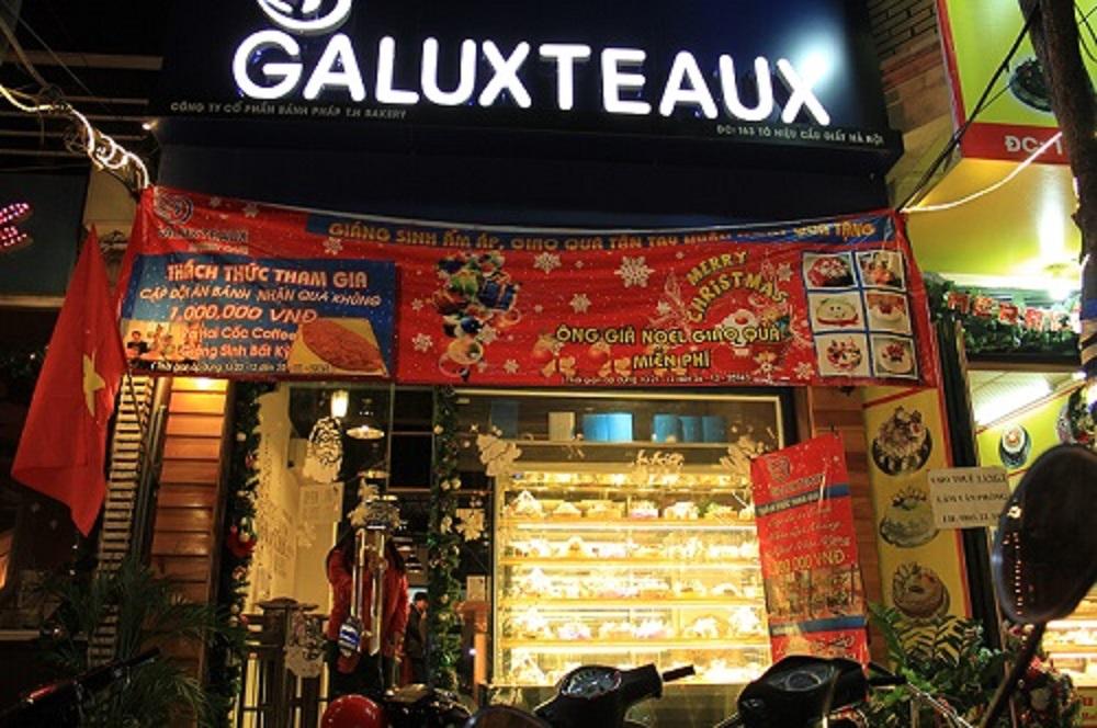 Bánh Pháp Galuxteaux
