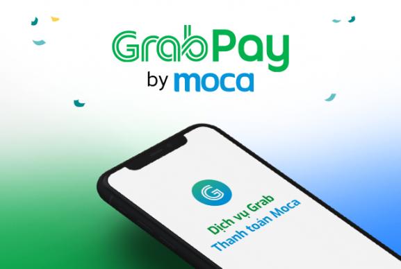 Dịch vụ Grab – Thanh toán Moca – Thật nhiều quà!