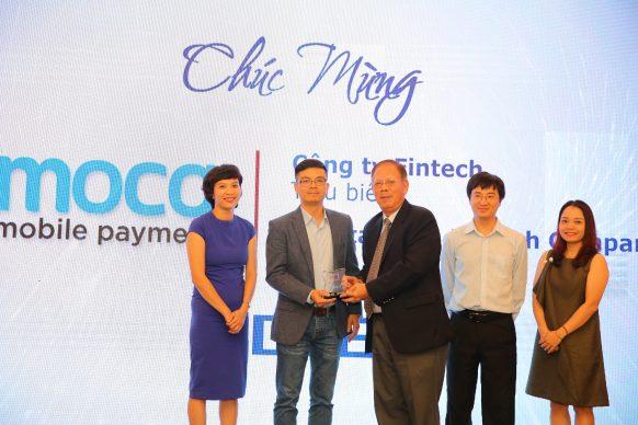 Moca tiếp tục được vinh danh là Công ty Fintech tiêu biểu năm 2018