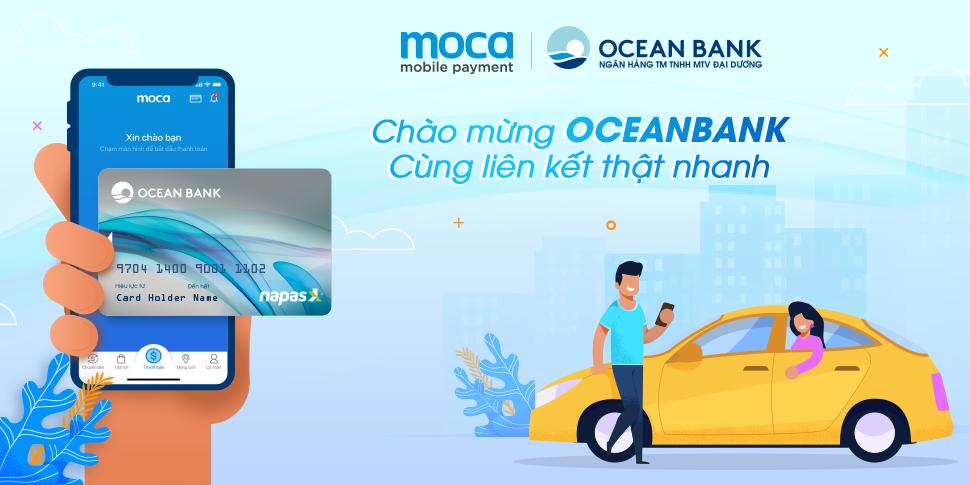 Chào mừng Oceanbank – Cùng liên kết thật nhanh
