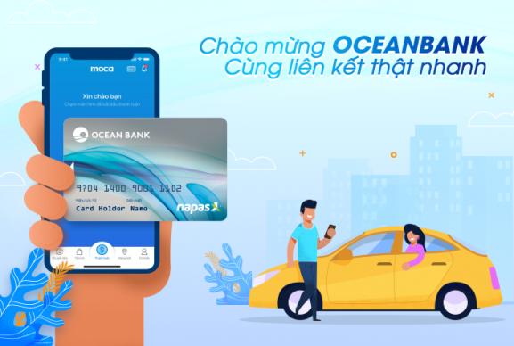 Chào mừng Oceanbank - Cùng liên kết thật nhanh